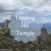 Simple Stepping Stones: Tending His temple